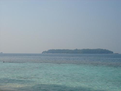Thousand Island jakarta photo