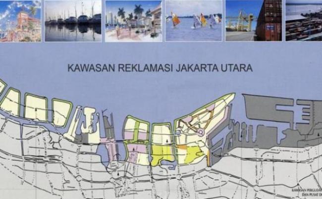 Begini Akibat Reklamasi Jakarta Di Kepulauan Seribu