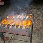 bakar ikan