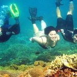 diving pulau pari