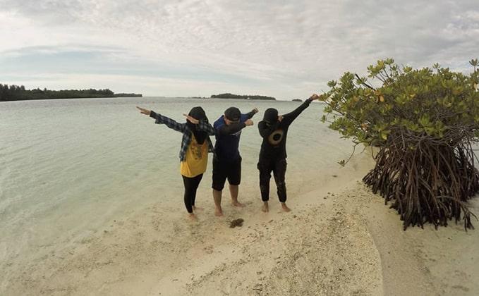 jelajah pulau tidung