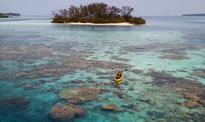 tips berwisata ke Pulau Macan