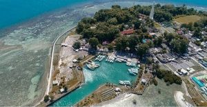 keindahan Pulau Sebira
