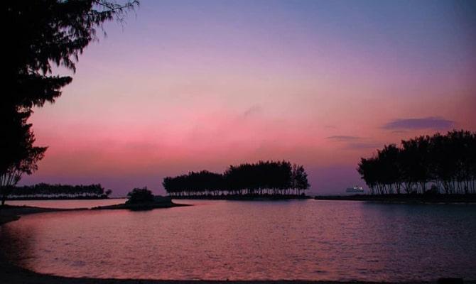 wisata pulau payung