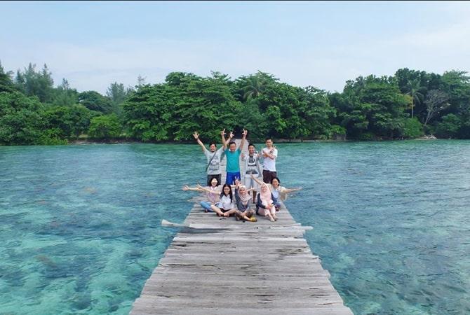 tour pulau bira