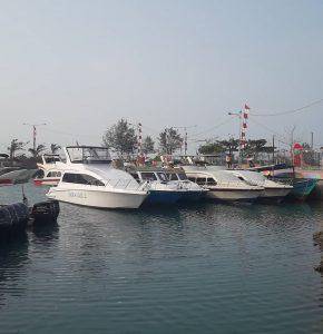 Spot mancing Pulau Sebira